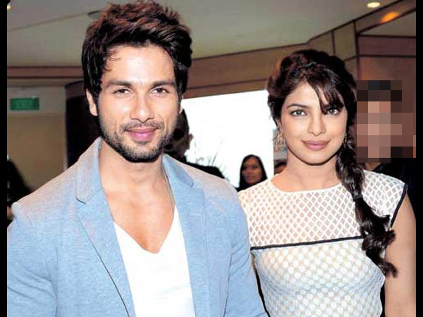 When Shahid Showered Praises On Priyanka