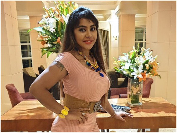 Sri Reddy Targets Nani Again With A New Video? Details Inside!
