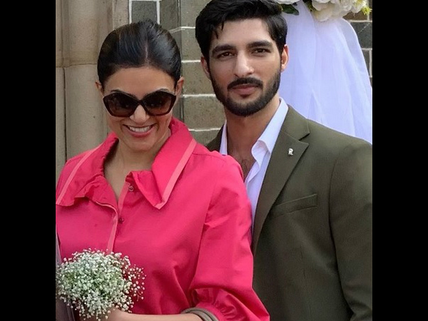 Marriage On The Cards For Sushmita-Rohman?