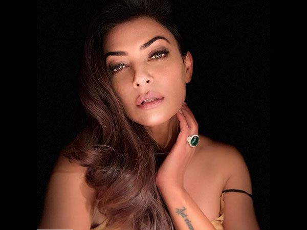 Sushmita Sen Opens Up About Her Health Scare