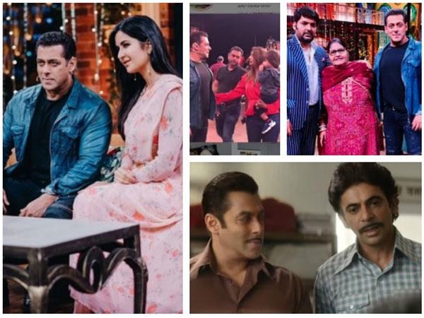 TKSS: Sunil Refuses To Join Salman & Katrina For Bharat Promotion; Is He Still Upset With Kapil?