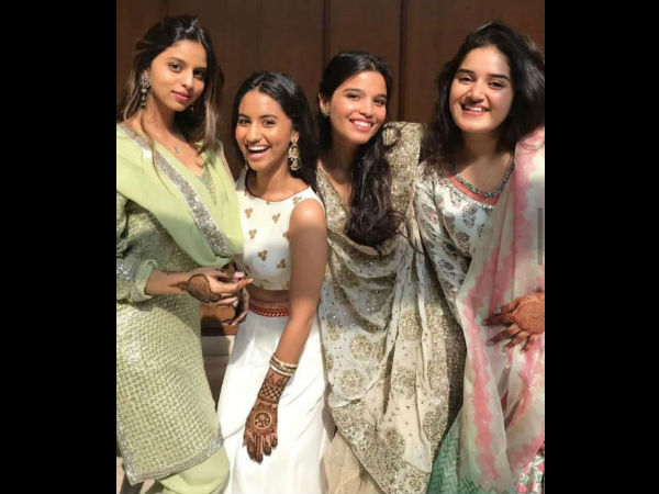 'Suit Suit Karda' Moment For Suhana