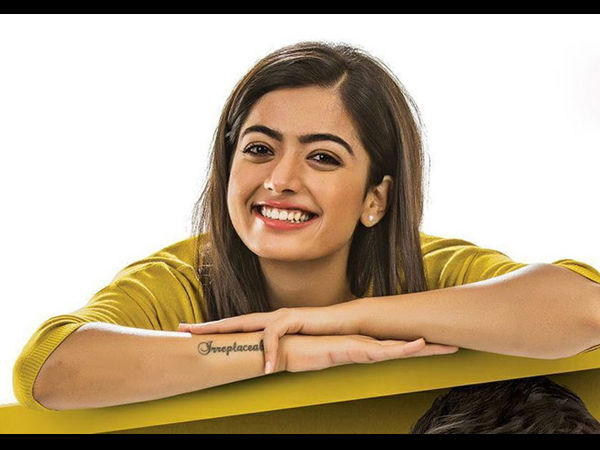 Rashmika Mandanna On The Most Bizzare Rumor