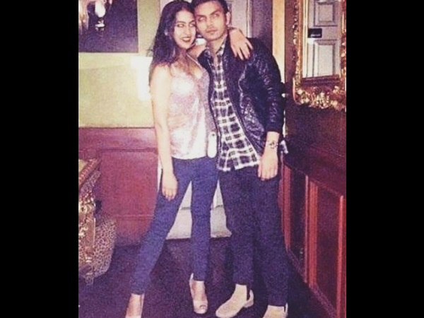 Sara Ali Khan Goes All AWKWARD; IGNORES Ex-boyfriend Veer At Student Of Year 2 Screening