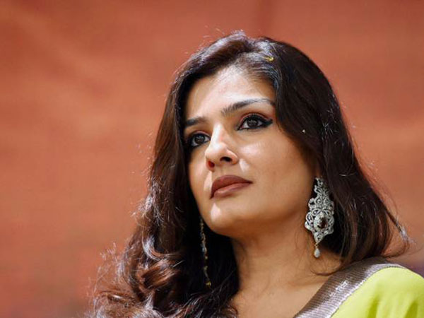 What About Raveena Tandon?
