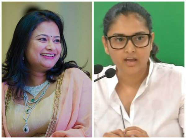 Ganesh's Wife Shilpa Mocks Ramya After Congress Loses To BJP! Must Read Her Tweet
