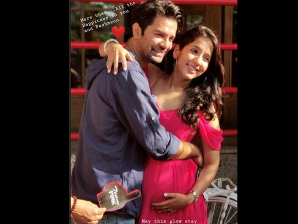 Barun & Pashmeen Expecting Their First Baby!