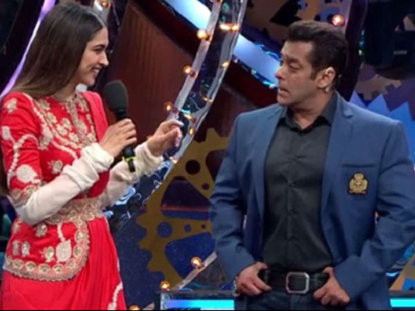 When Deepika Was Questioned For Refusing A Film With Salman