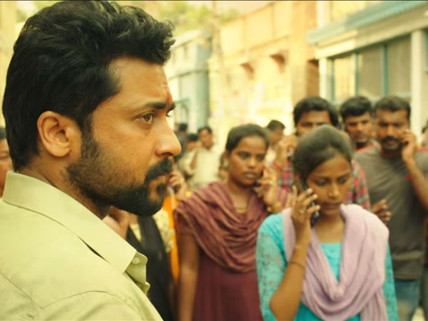 Waited 19 years for a project like NGK: Suriya