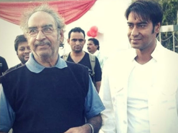 SAD NEWS! Ajay Devgn's Father & Noted Action Director Veeru Devgn Passes Away