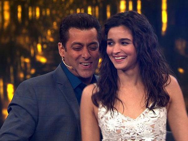 Salman Khan Showers Praises On Alia Bhatt: She Is A Godown Of Talent