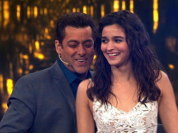 Alia Is Thrilled To Work With Salman