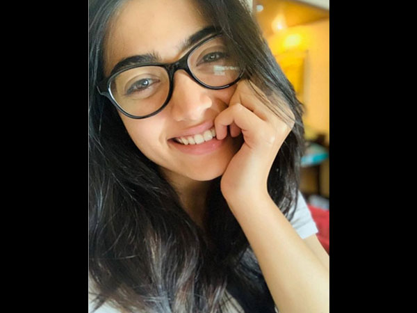 Rashmika Mandanna's Unbelievable In These No Makeup Selfies! Challenges Industry's Beauty Standards
