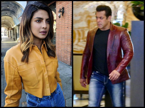 Salman Feels'Wedding Was Not The Reason Why Priyanka Opted Out Of Bharat