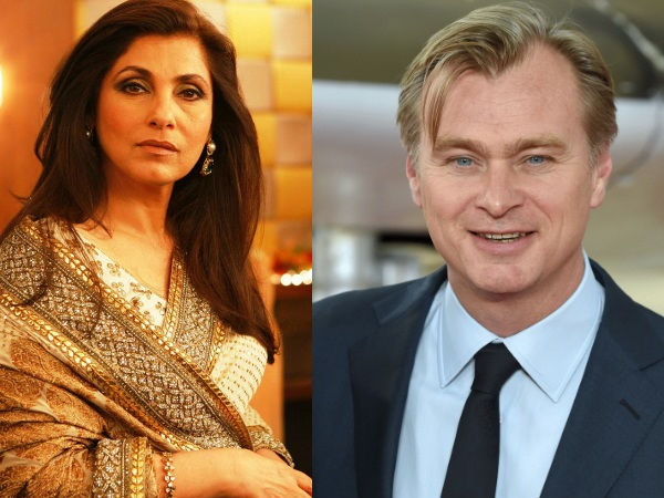 A PROUD MOMENT! Dimple Kapadia To Star In Hollywood Director Christopher Nolan's 'Trent'
