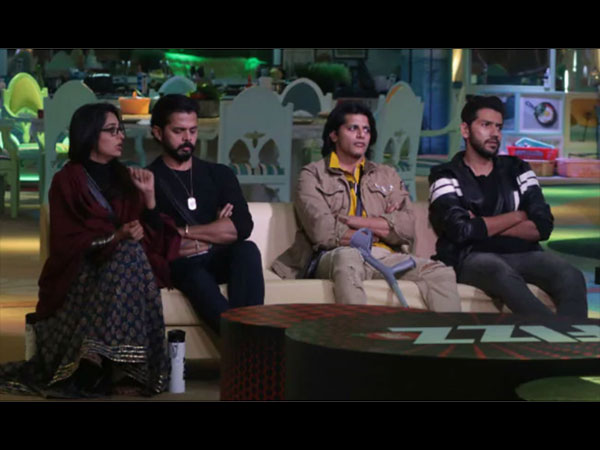 Romil Reveals How Different The Condition In Bigg Boss Was!