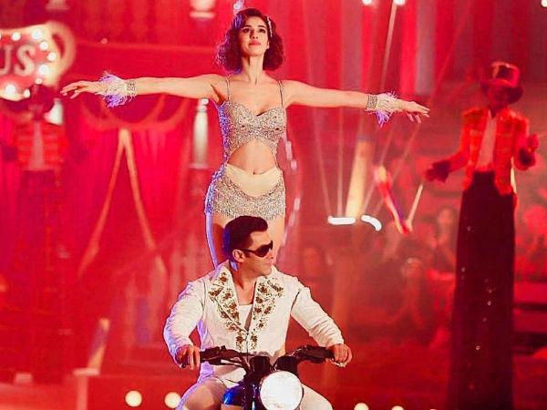 Disha Patani: Salman Khan Is Grounded, Not Intimidating