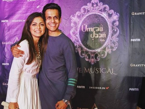 Drashti Dhami-Neeraj's Love Stood Test Of Time; The Actress Was Linked With Popular Stars!