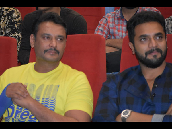 Srimurali Is Ever Grateful To Sudeep