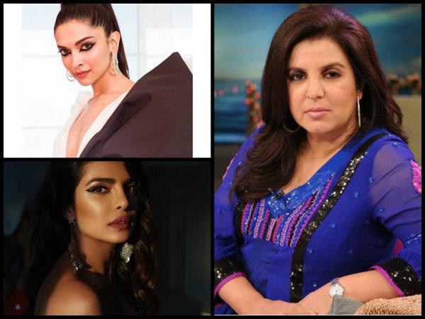 Cannes: Farah Khan Takes A SLY DIG At Deepika Padukone & Priyanka Chopra While Supporting Hina Khan