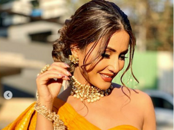 Cannes 2019: Hina Khan To Walk The Red Carpet On This Date