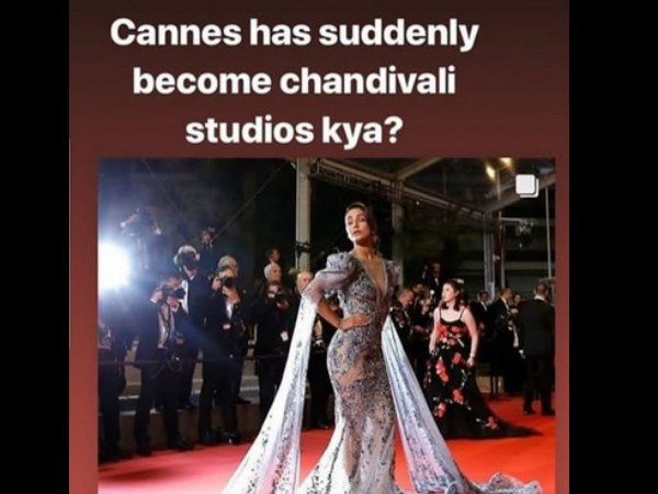 A Journalist Makes CHEAP Comment On Hina's Cannes Debut; Divyanka, Karan & Others SLAM Him!