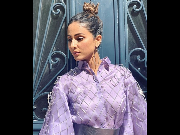 Hina Khan Is Highest Paid Actress In Television? The Actress Has A Witty Answer!