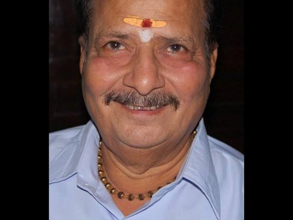 Veteran Actor Rallapalli No More