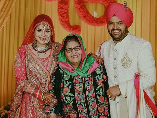 Is Kapil Sharma's Wife Ginni Chatrath Pregnant?
