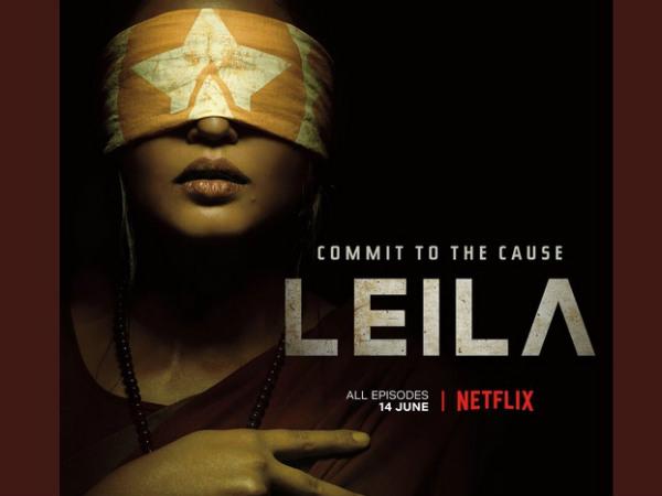 Leila Trailer: Huma Qureshi's Show Gets Compared To The Handmaid's Tale; A Few Call It Hindu Phobic!
