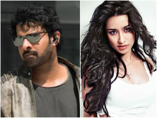 Prabhas And Shraddha Kapoor's Tiff Rumours Spark Up? Deets Inside!