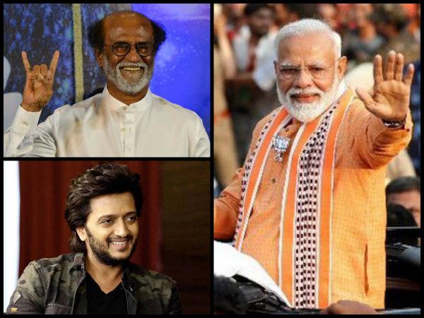 Election Result 2019: Rajinikanth, Riteish Deshmukh & Others CONGRATULATE PM Narendra Modi