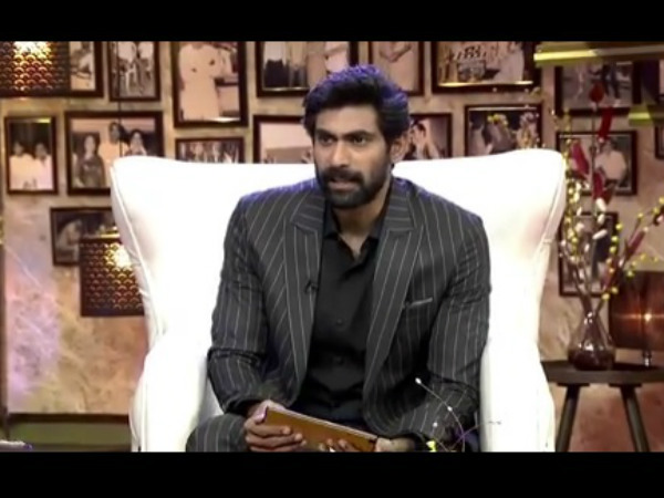 Baahubali Actor Rana Daggubati Approached To Host MTV's Ace Of Space 2?