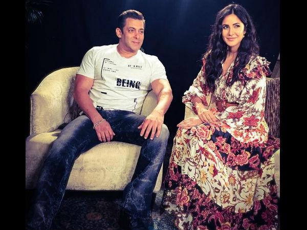 Salman Khan: Katrina Kaif Should Be Married And Produce Children