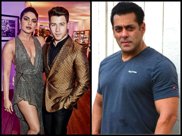 Salman Khan TAKES A SHARP JIBE At Priyanka Chopra For Choosing Wedding With Nick Jonas Over Bharat