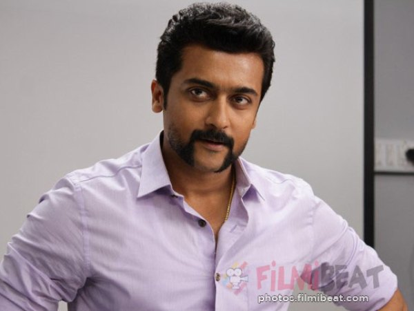 An Eventful Time For Suriya