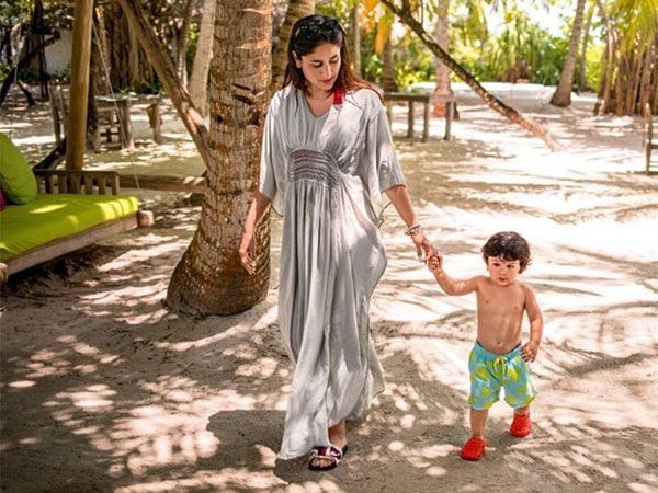 Kareena Kapoor Is A Paranoid Mother; Taimur Isn't Allowed To Eat At Birthday Parties!