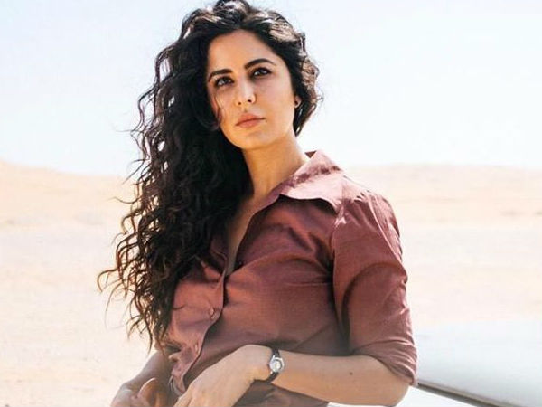 Katrina Gears Up For Bharat