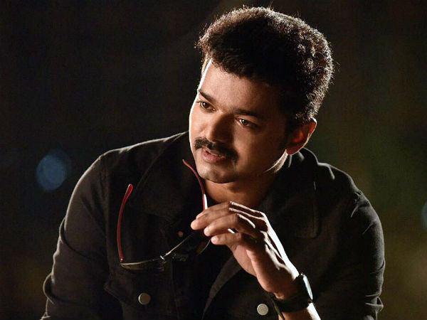 Hereesh Peradi Defends Vijay