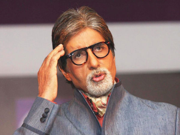 Amitabh Bachchan To Play Himself In Vikram Gokhale's Marathi Film 'AB Ani CD'