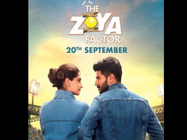 The Zoya Factor: This Dulquer Salmaan- Sonam Kapoor Film Gets A New Release Date!
