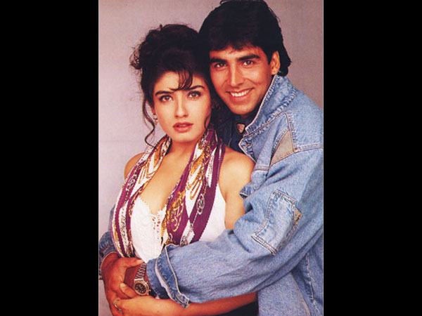 Raveena Rebuked Cold War Rumours With Shilpa Over Akshay