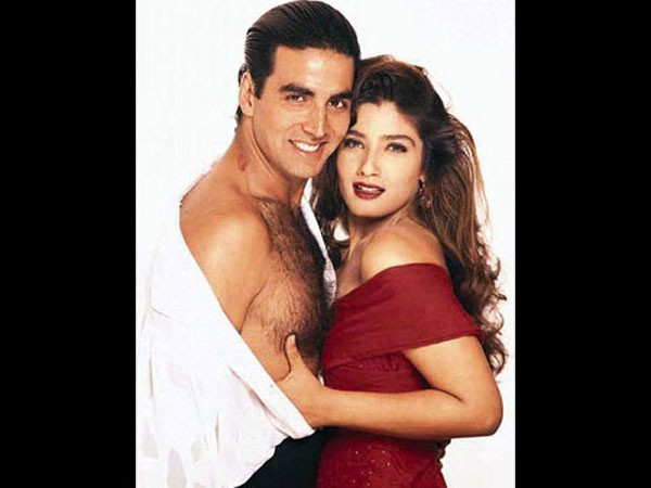 Why Akshay & Raveena Didn't Make Their Engagement Public?