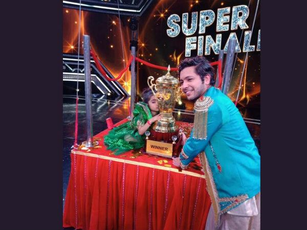 Super Dancer Chapter 3 Grand Finale: Rupsa Batabyal Has
