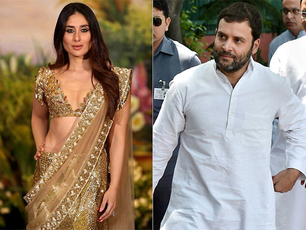 Kareena Kapoor Wanted To Date Rahul Gandhi: 'I'd Like To Know Him; It's Controversial'
