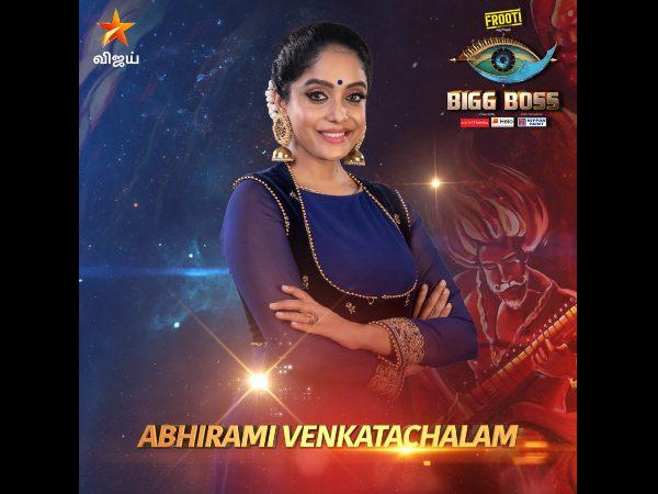 Abhirami Venkatachalam Has A Crush On Kavin; Reveals In Bigg Boss Tamil 3!
