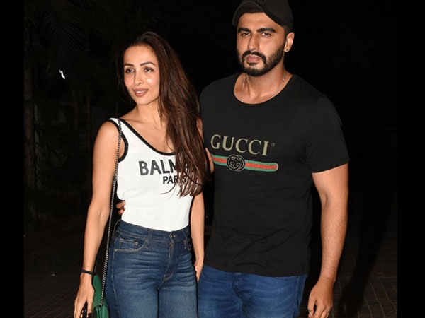 Arjun Kapoor On Getting Trolled For Dating Malaika