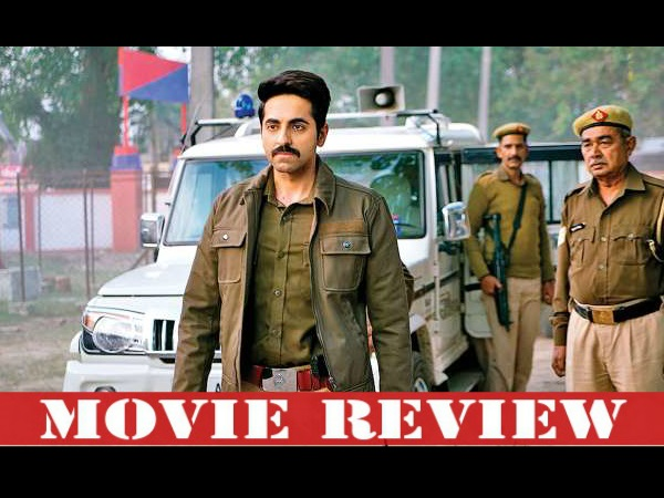 Article 15 Movie Review: This Ayushmann Khurrana Starrer Is Some Food For Thought!