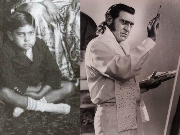 Amrish Puri's 87th Birth Anniversary: Remembering The Fine Actor With These Rare Pictures
