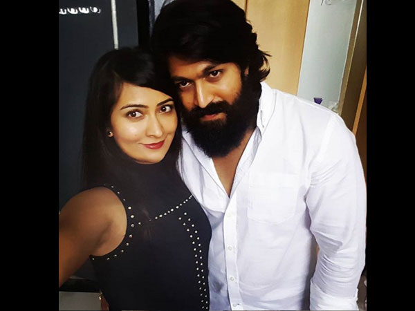 Yash Involving Radhika Pandit In Politics?